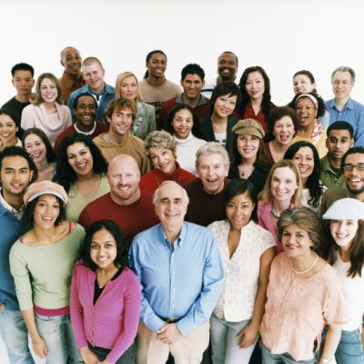 large-group-of-people-white-background